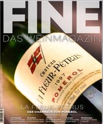 FINE - Das Weinmagazin: Der Frühburgunder 1947 - Ein Weinwunder
