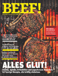 BEEF! - Für Männer mit Geschmack: BEEF! Nr. 57 (3/2020); 3/2020