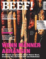 BEEF! - Für Männer mit Geschmack: BEEF! Nr. 58 (4/2020); 4/2020
