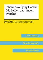 Johann Wolfgang Goethe: Die Leiden des jungen Werther (Lehrerband); 3