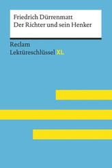 Friedrich D?rrenmatt: Der Richter und sein Henker