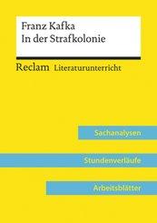 Franz Kafka: In der Strafkolonie (Lehrerband)