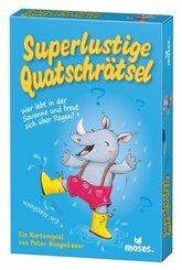 Superlustige Quatschrätsel (Spiel)