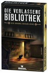 Die verlassene Bibliothek (Spiel)