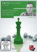 Mastering Pattern Recognition in the Opening, DVD-ROM