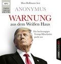 Warnung aus dem Weißen Haus, 2 Audio-CD, MP3