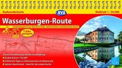 Kompakt-Spiralo BVA Wasserburgenroute, 1:50.000, mit GPS-Track Download