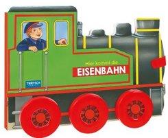 Hier kommt die Eisenbahn, m. Rädern