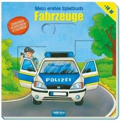 """Mein erstes Spielbuch """"Fahrzeuge"""""""