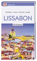 Vis-à-Vis Reiseführer Lissabon, m. 1 Karte