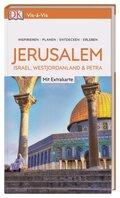 Vis-à-Vis Reiseführer Jerusalem.Israel, Westjordanland & Petra, m. 1 Karte