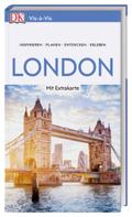 Vis-à-Vis Reiseführer London, m. 1 Karte