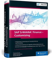 SAP S/4HANA Finance - Customizing