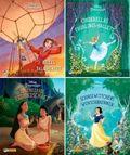 Nelson Mini-Bücher: 4er Disney Prinzessin 9-12