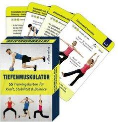 Trainingskarten Tiefenmuskulatur