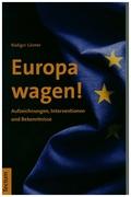 Europa wagen!