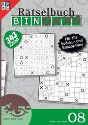 Binoxxo Rätselbuch - Bd.8