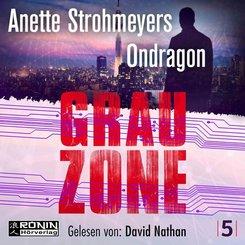 Ondragon 5: Grauzone, Audio-CD, MP3