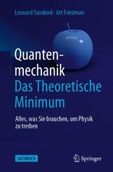 Quantenmechanik: Das Theoretische Minimum