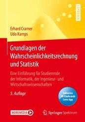Grundlagen der Wahrscheinlichkeitsrechnung und Statistik, m. 1 Buch, m. 1 E-Book
