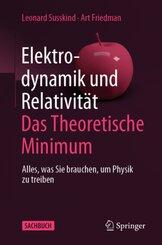 Elektrodynamik und Relativität - Das theoretische Minimum