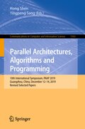 Parallel Architectures, Algorithms and Programming