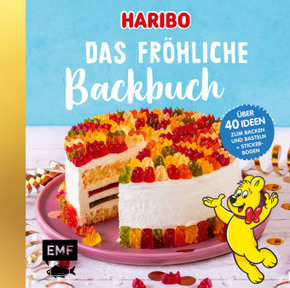 Haribo - Das fröhliche Backbuch
