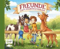 Freunde zum Pferdestehlen - Mein Freundebuch