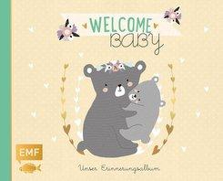 Welcome Baby - Unser Erinnerungsalbum