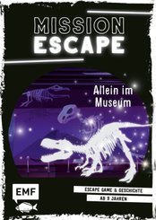 Mission Exit - Allein im Museum