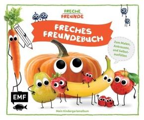 Freche Freunde - Freches Freundebuch