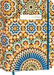 "Pocket Bullet Journal ""Colorful Marocco"""
