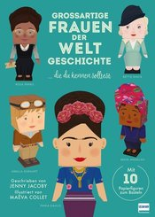 Grossartige Frauen der Weltgeschichte