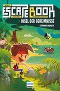 Escape Book - Insel der Geheimnisse