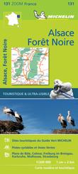Michelin Karte Oberrhein, Schwarzwald