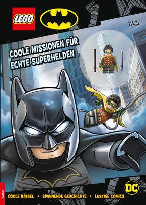 LEGO® Batman(TM) - Coole Missionen für echte Superhelden