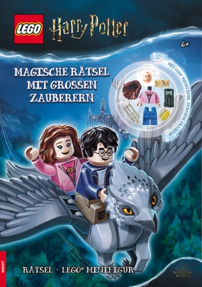 LEGO® Harry Potter(TM) - Magische Rätsel mit großen Zauberern