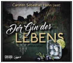 Der Gin des Lebens, 1 Audio-CD, MP3