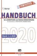 Handbuch für Lohnsteuer und Sozialversicherung 2020