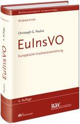 EuInsVO - Europäische Insolvenzverordnung