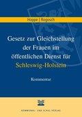 Gesetz zur Gleichstellung der Frauen im öffentlichen Dienst für Schleswig-Holstein