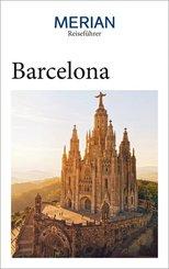 MERIAN Reiseführer Barcelona