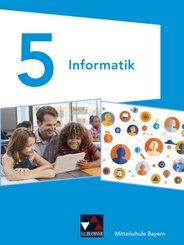 Informatik Mittelschule Bayern 5
