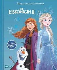 Disney - Filmklassiker Premium: Die Eiskönigin 2 - Erweiterte Ausgabe mit Poster