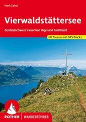 Rother Wanderführer Vierwaldstättersee