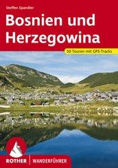 Rother Wanderführer Bosnien und Herzegowina
