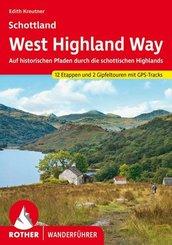 Rother Wanderführer West Highland Way