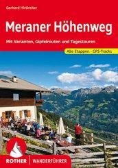 Rother Wanderführer Meraner Höhenweg