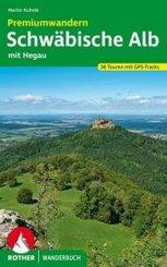 Rother Wanderbuch Premiumwandern Schwäbische Alb