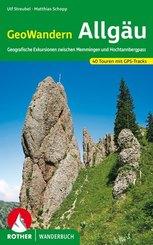 Rother Wanderbuch GeoWandern Allgäu